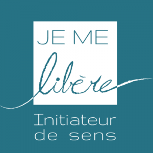 logo initiateur bleu canard